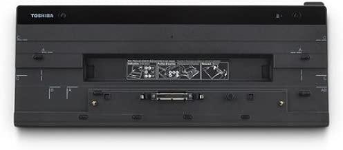 Toshiba HI Speed Port Replicator III, Black (PA5116U-1PRP)