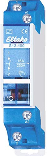 Eltako ELTA Stromstossschalter S12-100-8V