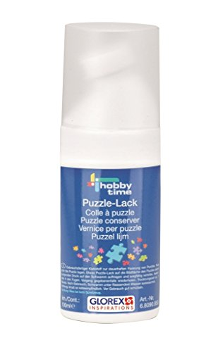 Glorex- Colla Puzzle, Multicolore, 14.7 x 5 x 4 cm, 6 8090 850