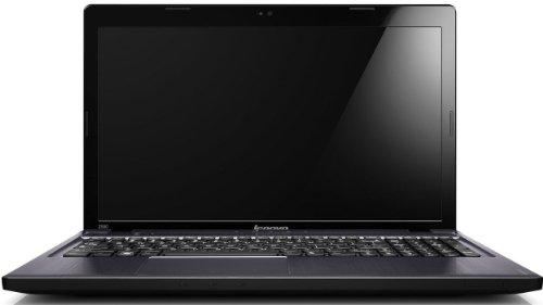 Lenovo IdeaPad Z580 39,6 cm (15,6 Zoll) Laptop (Intel Core i5 3210M, 2,5GHz, 8GB RAM, 1TB HDD, NVIDIA GT 630M , DVD, Win 7 HP)