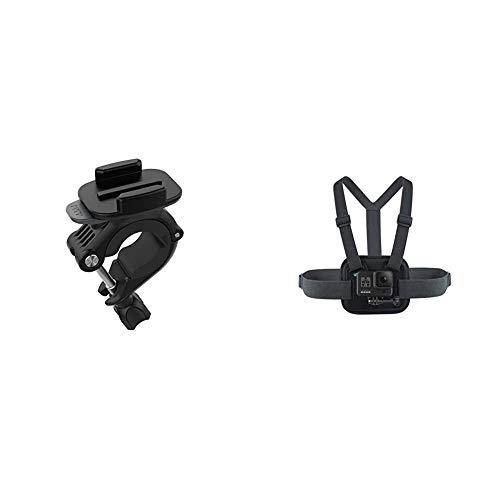GoPro Lenker-/Sitzrohrstangen-/Rohrhalterung & Chesty V2 - Performance Brustgurthalterung (GoPro offizielles Zubehör)