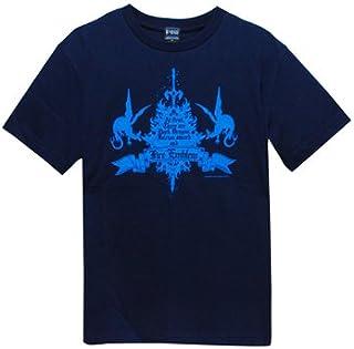 ファイアーエムブレム STORY OF LOVE&COURAGE Tシャツ(Navy)-L