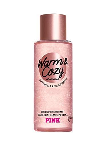 Victoria Secret Pink Warm and Cozy Shimmer Body Mist 250ml