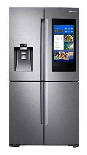 Samsung RF22N9781SR 22 Cu. Ft. Stainless Counter Depth French Door Refrigerator RF22N9781SR/AA