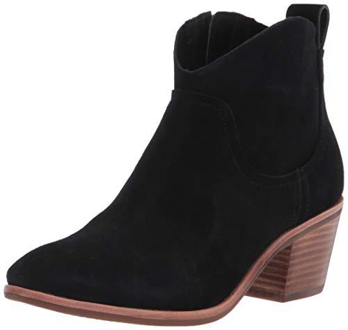 UGG Kingsburg Ankle Bootie, Black, Size 9