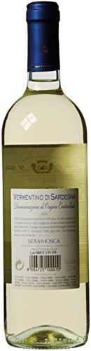 セッラモスカヴェルメンティーノ・ディ・サルデーニャ750ml[イタリア/白ワイン/辛口/ライトボディ/1本]