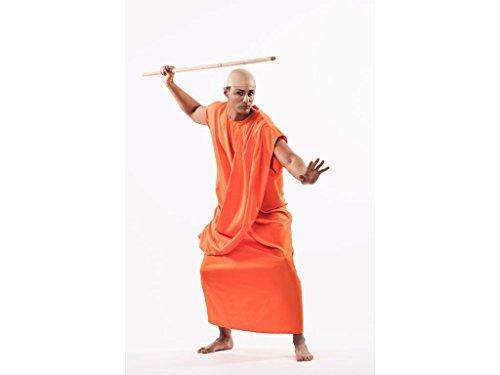 PROFISA Disfraz adulto monje budista