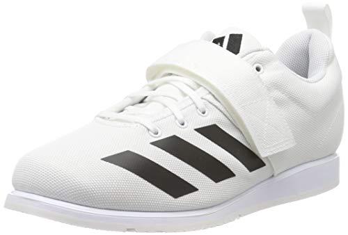 adidas Powerlift 4, Chaussures de Fitness Homme, Blanc (FTWR White/Core Black/FTWR White FTWR White/Core Black/FTWR...