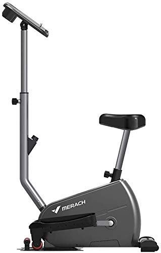 Elliptical Trainer Elliptical Trainer, Cross Trainer 2019 Electronic Magnetic Resistance 2-in1 Elliptical Exercise Bike Fitness Cardio Weightloss Workout Machine With Seat Device Fit Indoor Spaces
