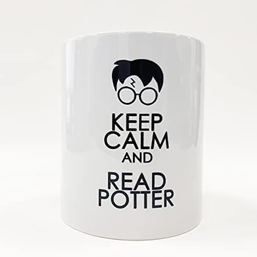 Taza Mug Keep Calm and Read Potter – Idea regalo