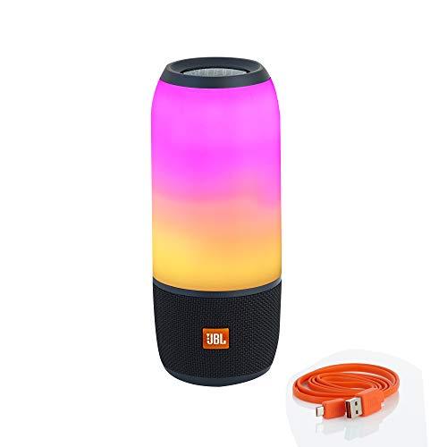 Haut-parleur Bluetooth portable JBL PULSE 3 Noir - 3