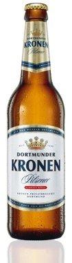 20 Flaschen Dortmunder Kronen Pils 0,5L hell inc. 1.60€ MEHRWEG Pfand 4,8% vol.