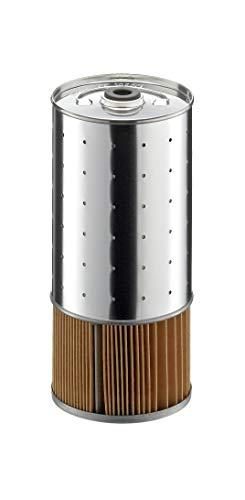 Original MANN-FILTER Ölfilter PF 1055/1 x – Ölfilter Satz mit Dichtung / Dichtungssatz – Für PKW