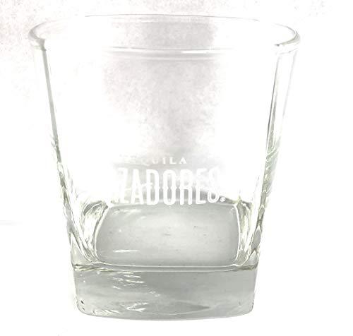 Cazadores Tequila Glas mit niedrigem Ball