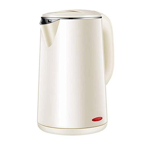 YFGQBCP Calentador de Agua Hervidor eléctrico Apagado automático Dormitorio Gran Capacidad (Tamaño: 26 * 16 * 13 cm)