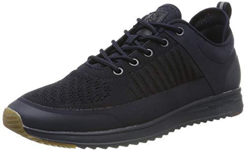 Marc O'Polo Herren 90723713501611 Sneaker, Blau (Dark Navy 898), 42 EU