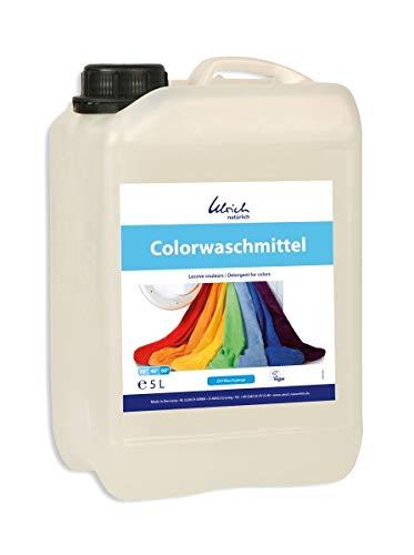 Colorwaschmittel, flüssig 5l - Ulrich natürlich
