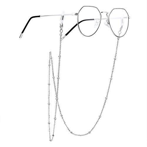 ChainsPro Accesorios para Gafas Collares Básicos de Hombre Mujer Cadenas Sujetadoras de...