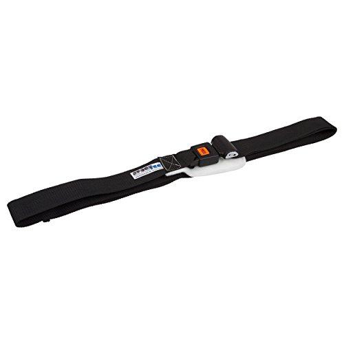 Sport-Tec Fixiergurt mit Automatikverschluss für Physiotherapie, Krankengymnastik 250x5 cm