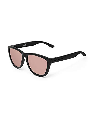 HAWKERS Gafas de sol, Carbon black · Rose gold TR18, One Size Unisex-Adult