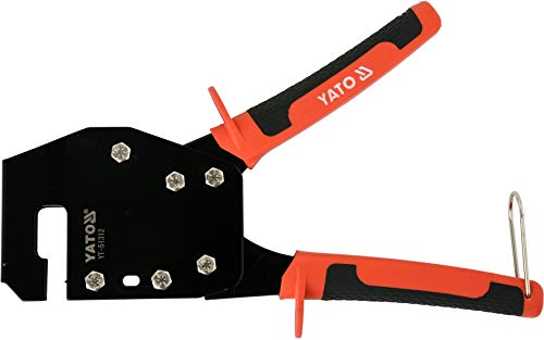 Yato YT-51312 Pinze professionali per cartongesso, lunghezza 260 mm