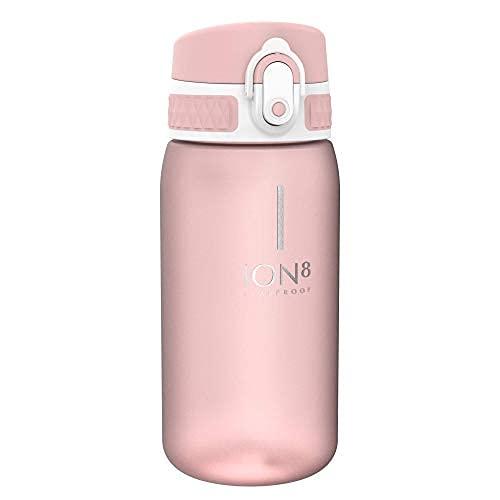 Botella de agua para niños a prueba de fugas, sin BPA