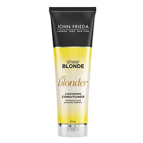 John Frieda Sheer Blonde Go Blonder Lightening Conditioner, 250 ml