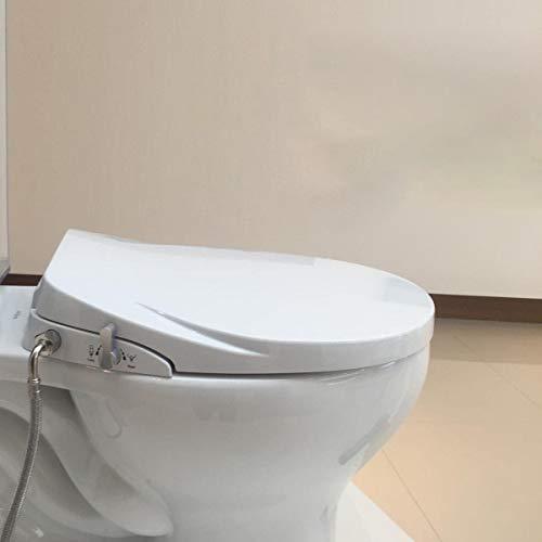 Round Toilet Bidet Seat Non Electric