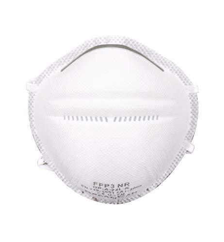 6X FFP3 Atemschutzmaske DreamCan Staubmaske Schutzmaske Höchste Filterklasse 99% Filter - ohne Ventil - überall einsetzbar - luftdicht einzeln verpackt