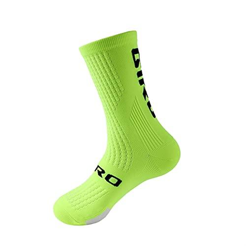 Deportes Calcetines muslo alto calcetines de compresión calcetines de ciclismo calcetines calcetines hombres calcetines de fútbol calcetines de baloncesto calcetines ( Color : I3 , Size : Size 38 46 )