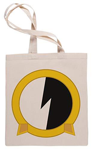 Wigoro Protoshirtexe Einkaufstasche Tote Beige Shopping Bag