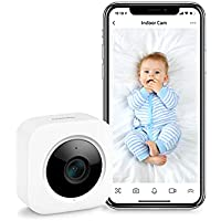 SwitchBot Motion Detection Baby Monitor with Night Vision
