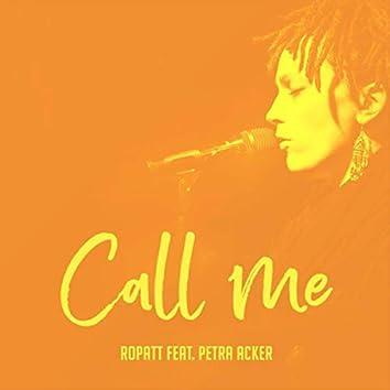 Call Me (feat. Petra Acker)