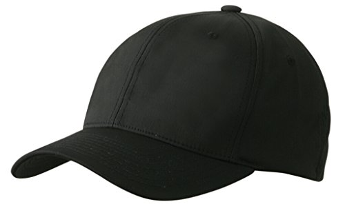 MYRTLE BEACH Casquette 6 panneaux Flexfit® (L-XL, black)