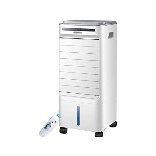 Verdunstungsluftkühler, Luftentfeuchter, Luftreiniger, 3-Block-Windgeschwindigkeitseinstellung, 7-Stunden-Timer, kann im Innenheim-Heimschlafsaal verwendet Werden, B.
