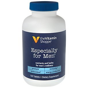 The Vitamin Shoppe Especially for Men Multivitamin, Nutrient