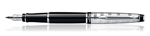 Waterman Expert Deluxe  CT Fountain Pen Medium...