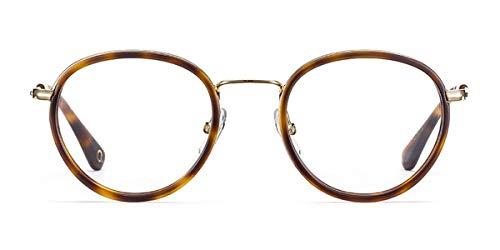 Etnia Barcelona Little Italy GDHV 48 New Unisex Eyeglasses