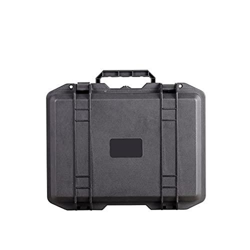 Maleta Herramientas Eléctricas,MoreChioce Caja de Herramientas de Plastico con Cerradura IP65 Caja de Herramientas Impermeable Caja de Equipo Portátil de Almacenamiento,310 mm × 245 mm × 90 mm