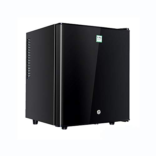 LXYFC Minikühlschrank Getränkekühler | 30L Bier, Wein & Getränke Kühlschrank | Kleiner Tischkühlschrank | für Zuhause, Hotel, Bar | Niedrigenergie A +, Real Door