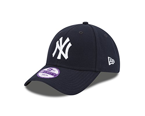 New Era MLB Kid 's die Liga 9Forty Cap verstellbar, Jungen, New York Yankees