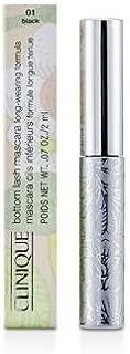 Clinique Clinique bottom lash mascara - #01 black, 0.07oz, 0.07 Ounce