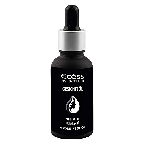 Olio di fico - Rinnovamento delle cellule di olio facciale anti-età / collagene - e protegge contro i radicali liberi