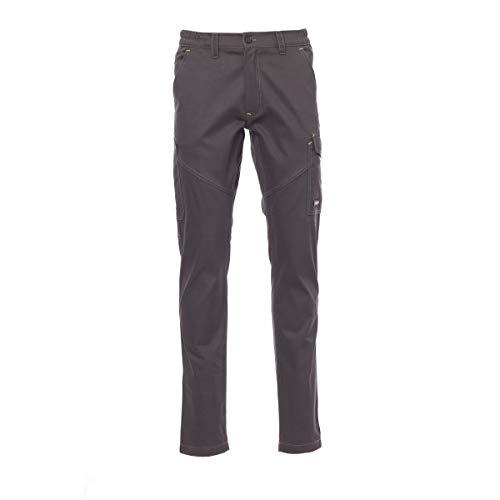 Payper - Pantalone da lavoro WORKER. Col. Blu royal - Smoke (Smoke, L)