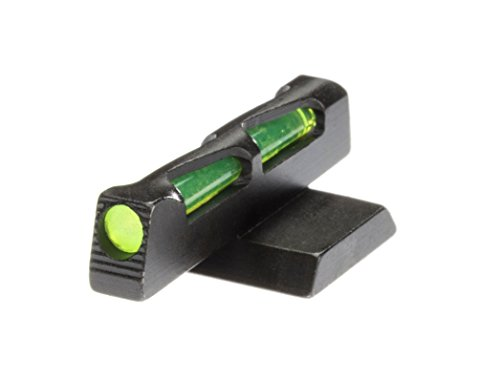 HiViz Springfield Armory 1911 Lite Wave Front Sight Handgun, Green, Red & White, One Size (SF2015)