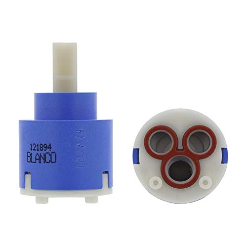 BLANCO Kartusche HD 35 mm HD KE, blau, 121894 - Für Blanco Wasserhahn Hochdruck