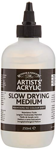 WINSOR & NEWTON Artists Acrylic Slow Drying Medium