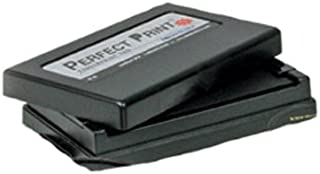 Identicator Perfect Print Ink Pad, 1.75 X 2.25 -Inch, Pack of 6
