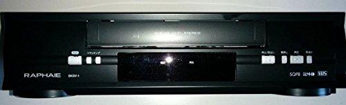 『ドウシシャ 19ミクロン/S-VHS搭載 VHS再生専用ビデオカセットプレーヤーBKSV-1』の1枚目の画像