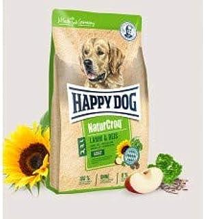HAPPY DOG NATURCROQ LAMM&REIS 4 KG